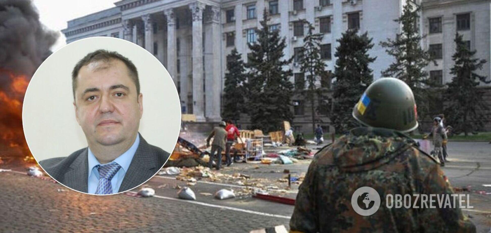 Разыскиваемый по делу о трагедии 2 мая сын экс-мэра Одессы получил высокую должность в Крыму