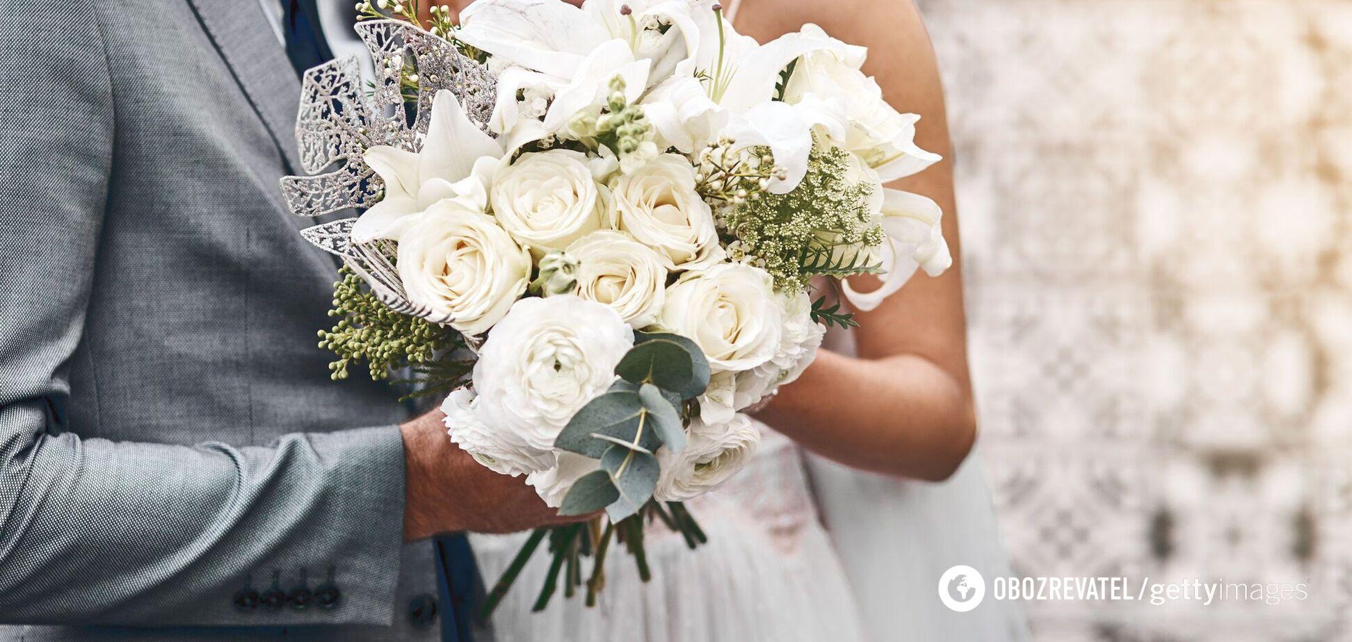 Весільні тренди нового сезону