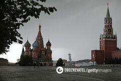 Кремль, Москва, Россия