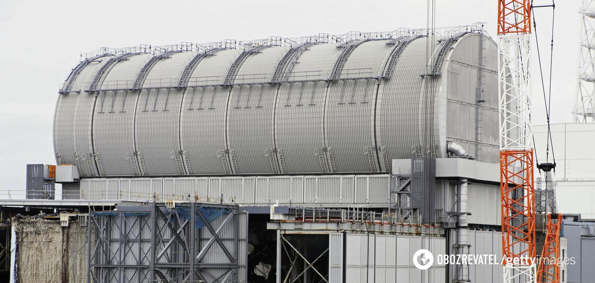 Радиоактивную воду с японской АЭС 'Фукусима' сольют в море