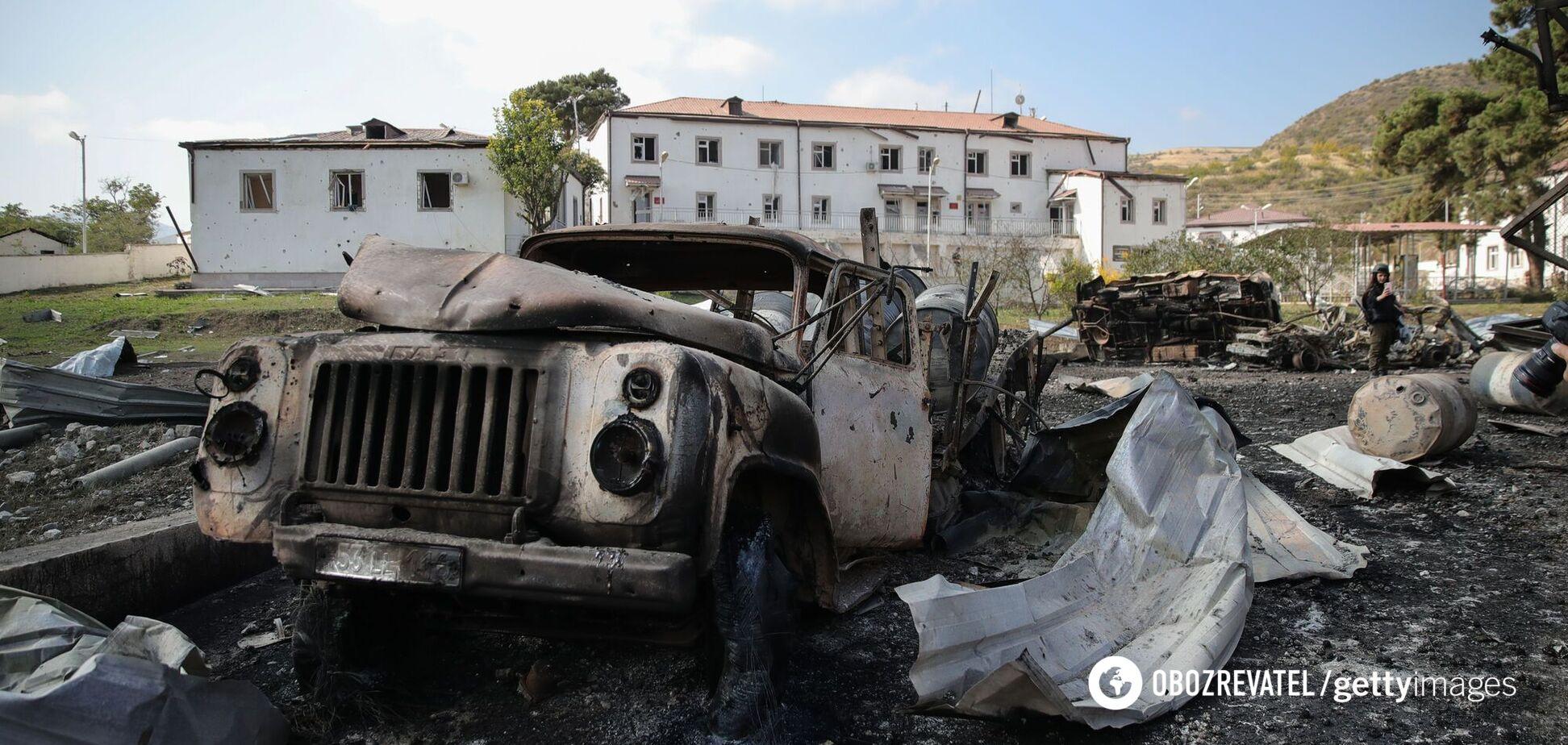 Армения запросила перемирие в Карабахе – Азербайджан