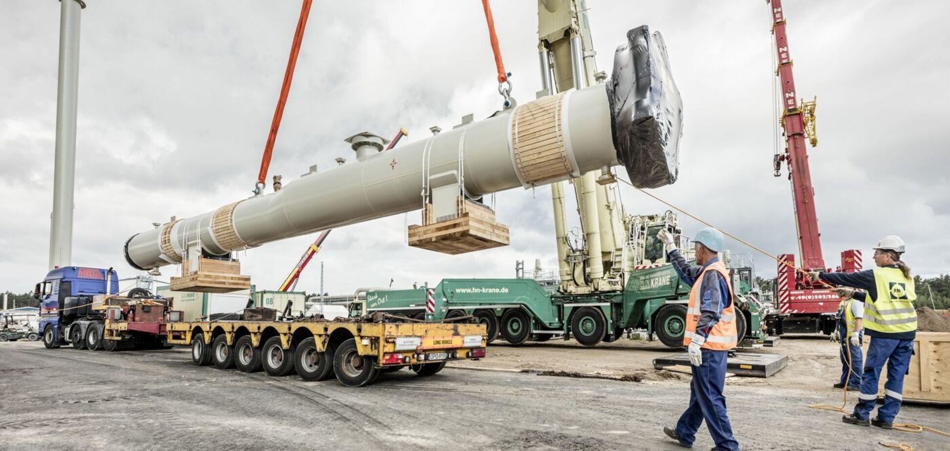 У Росії сказали, як запуск 'Північного потоку-2' вплине на транзит газу через Україну