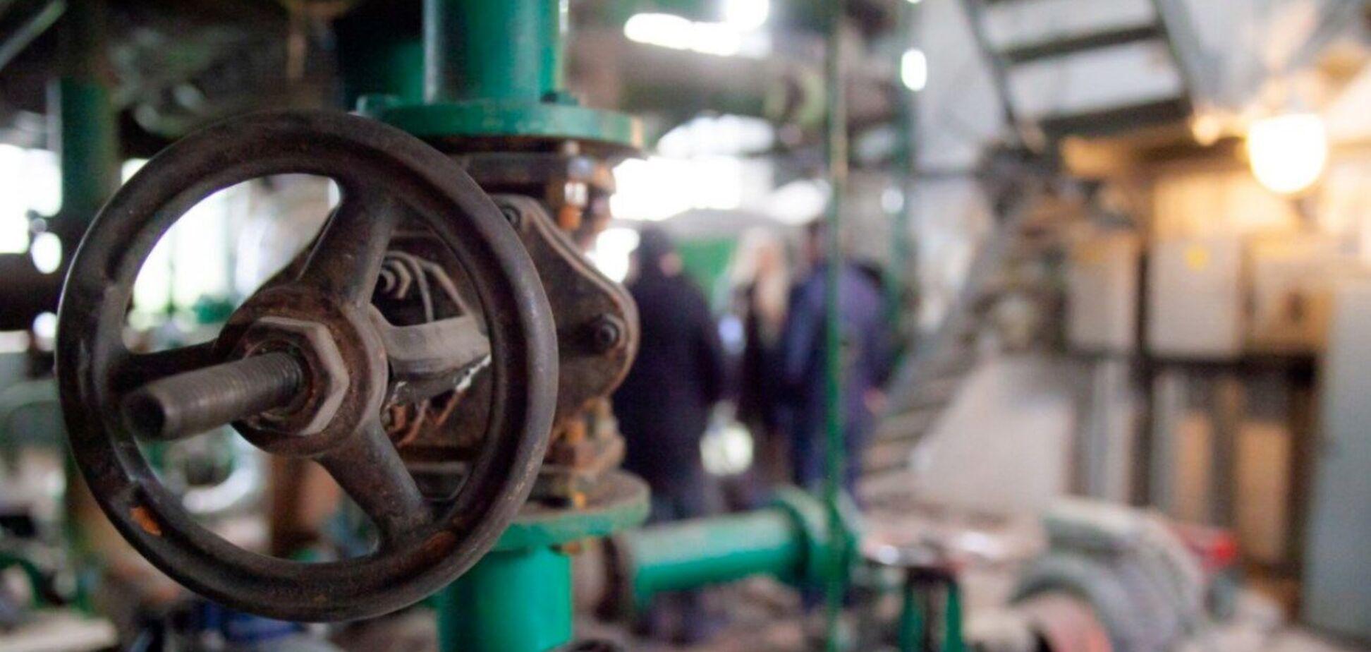 В Киеве начали давать отопление