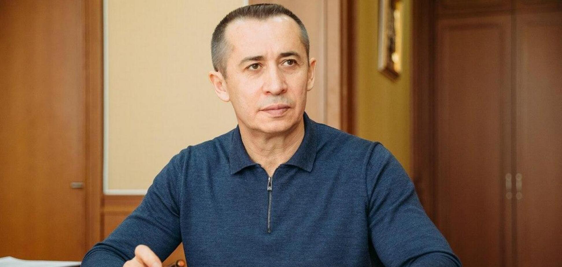 Кандидата в мэры Днепра Загида Краснова вызвали на дебаты