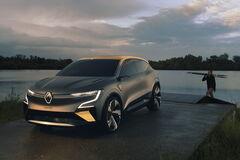 Renault показав прообраз нового Megane