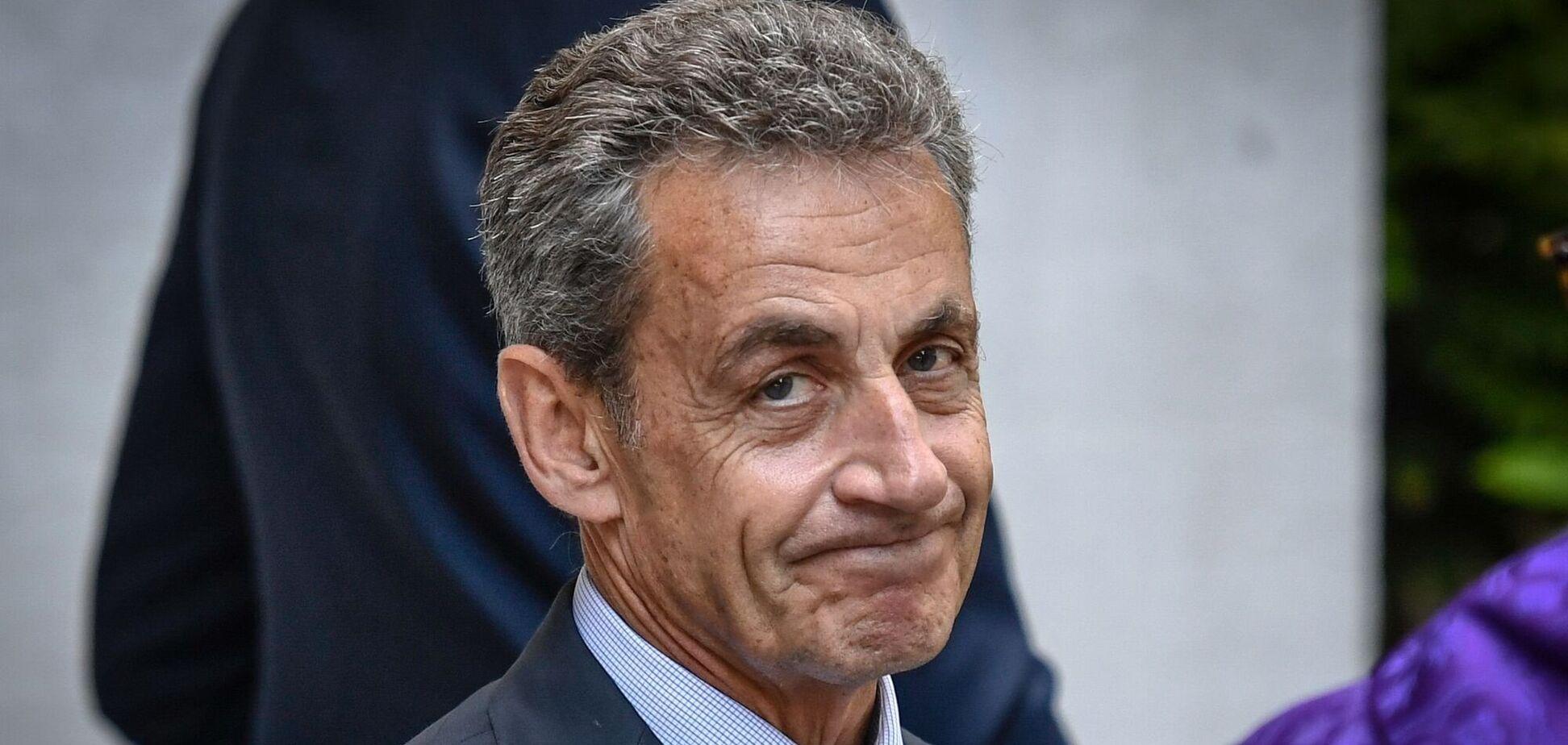 Саркози обвинили в создании преступной группировки