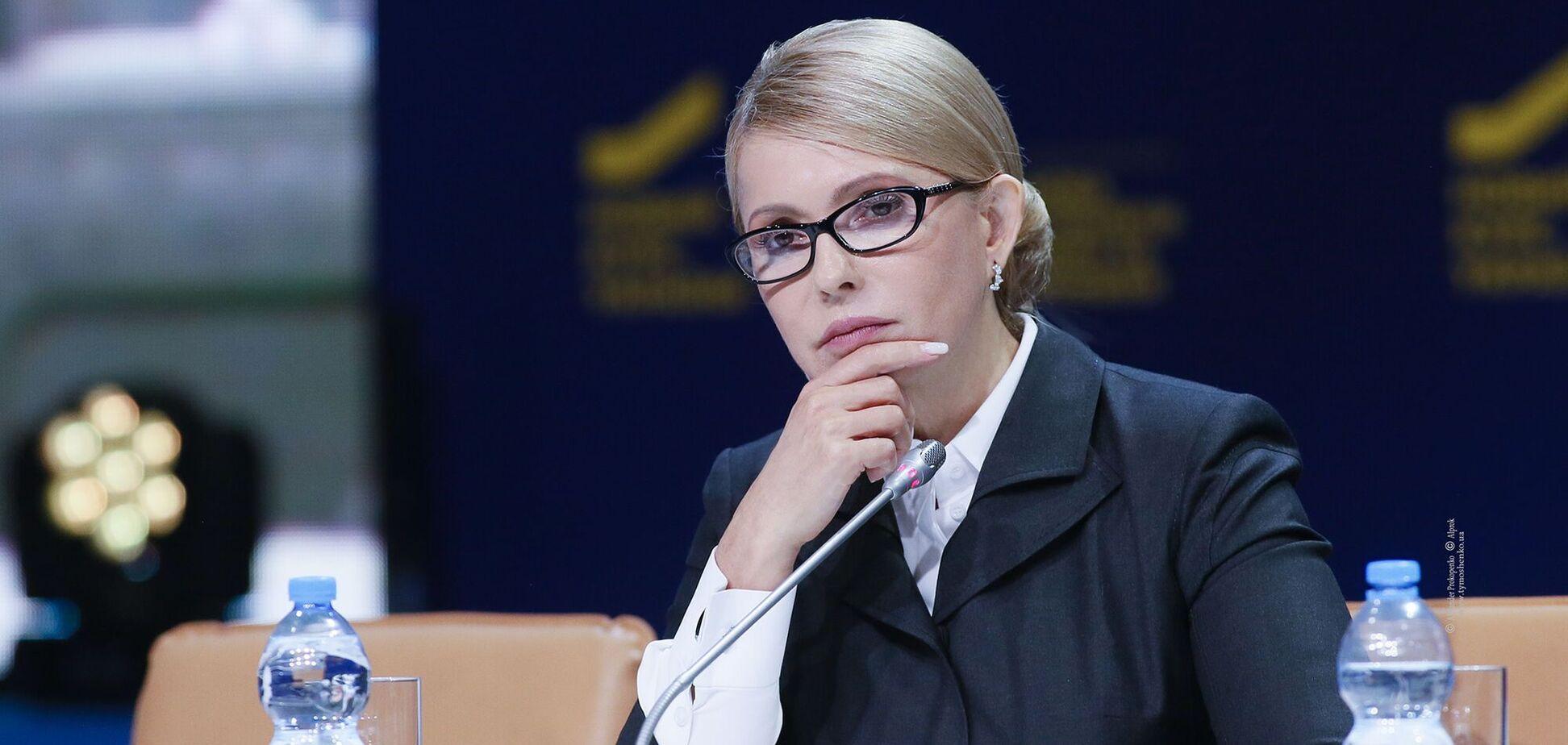 Тимошенко повідомила про вирішення проблеми малого бізнесу