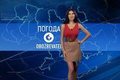 Прогноз погоды в Украине на понедельник, 19 октября с Алисой Мярковской