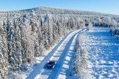 Зимние шины для легковых автомобилей: выбираем с умом