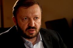 Горбаль назвал информацию об увольнении Данилишина с должности главы Совета НБУ провокацией