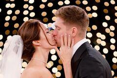 Новые фото со свадьбы Остапчука опубликовали в сети