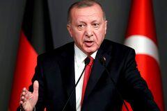 Ердоган повідомив про додаткові запаси природного газу в Чорному морі.