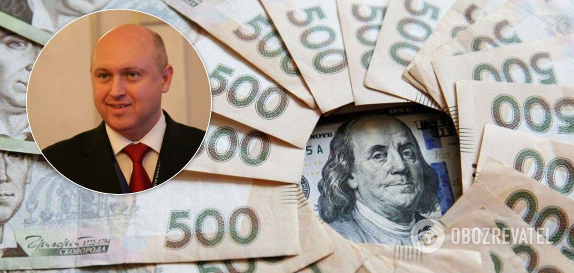 Син Андрія Головача відсудив 130 млн грн