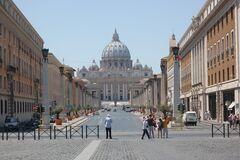 Усього в Ватикані зафіксовано близько 10 випадків зараження COVID-19