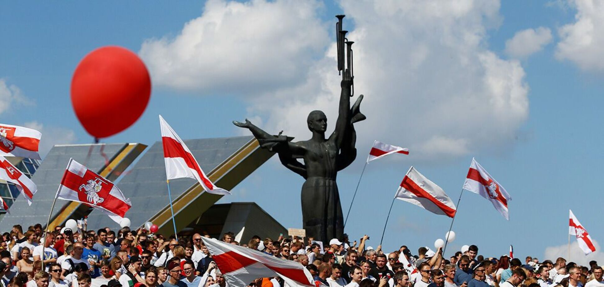 Netflix почав знімання фільму про протести у Білорусі