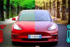 Журналісти встановили різницю в запасі ходу Tesla взимку та влітку