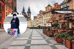 У Празі відкрили готель для хворих на COVID-19