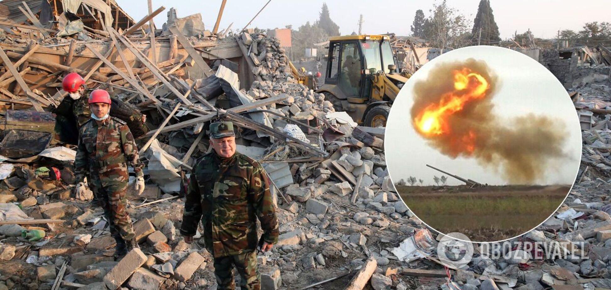 Азербайджан и Армения заявили о нарушении перемирия и открыли огонь
