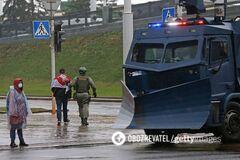 В Минск стянули военную технику: Беларусь выйдет на 'Партизанский марш'