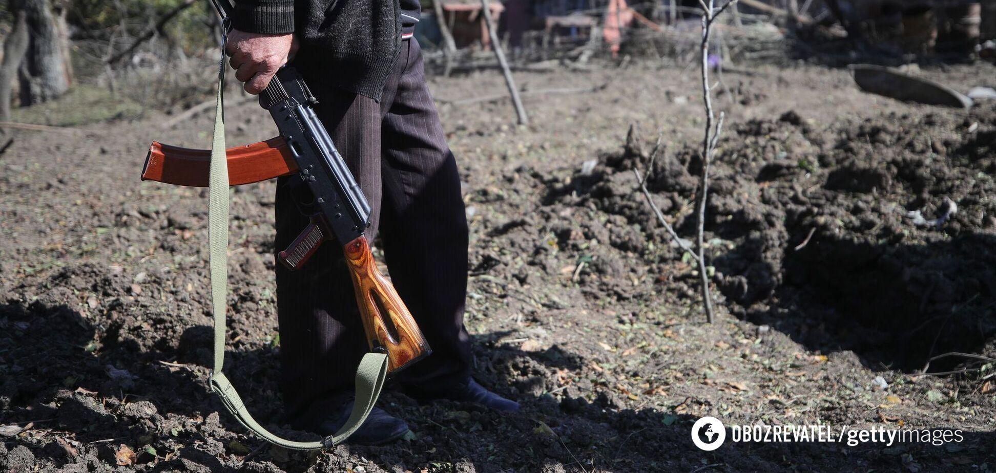Армения показала видео 'наступления' Азербайджана после перемирия