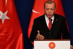 Эрдоган заявил, что Россия, Франция и США поставляют оружие Армении