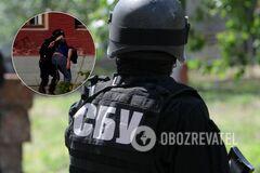 Украинские военные показали учения на Донбассе