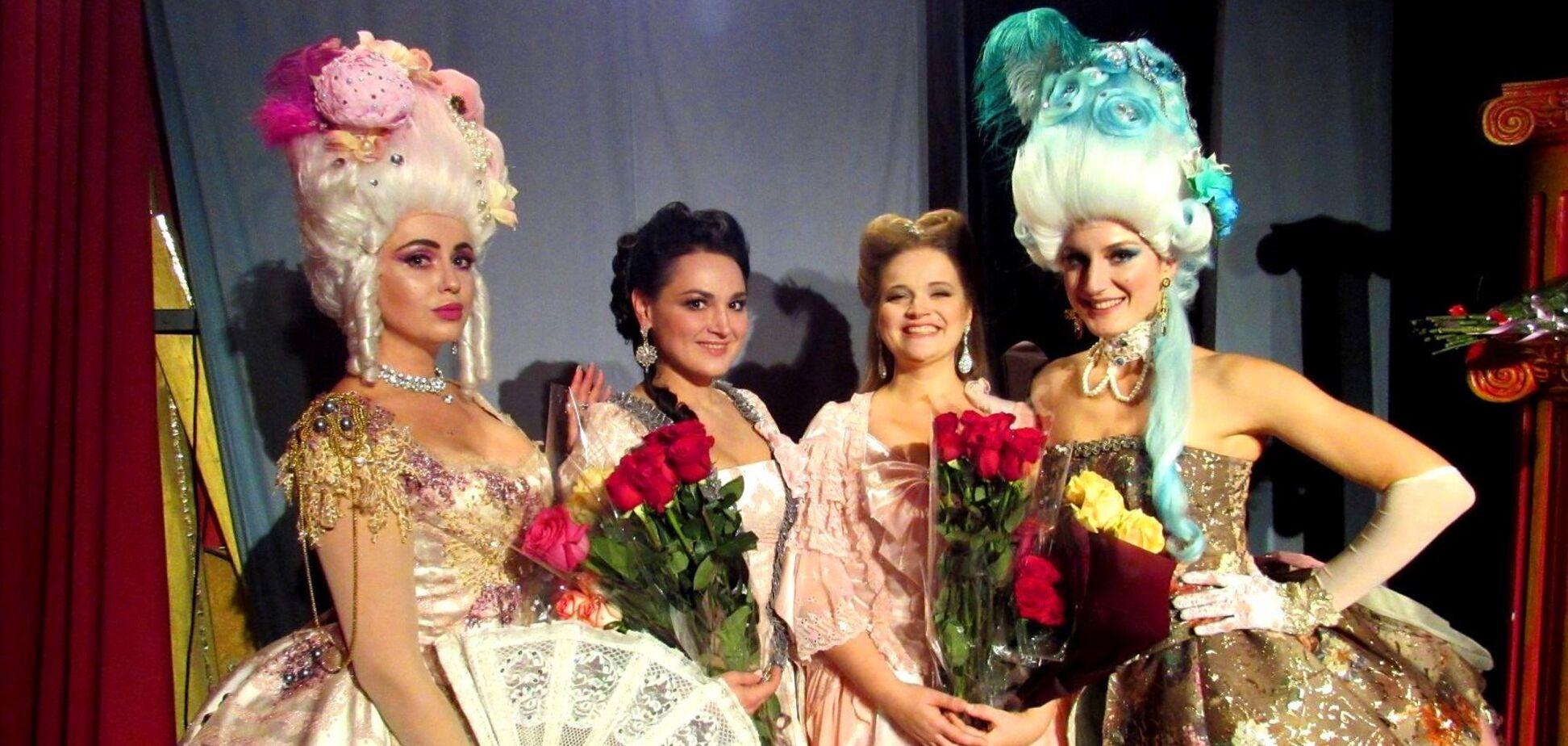 24 октября в Национальной оперетте состоится спектакль-концерт 'Шедевры барочной музыки. Итальянское барокко'