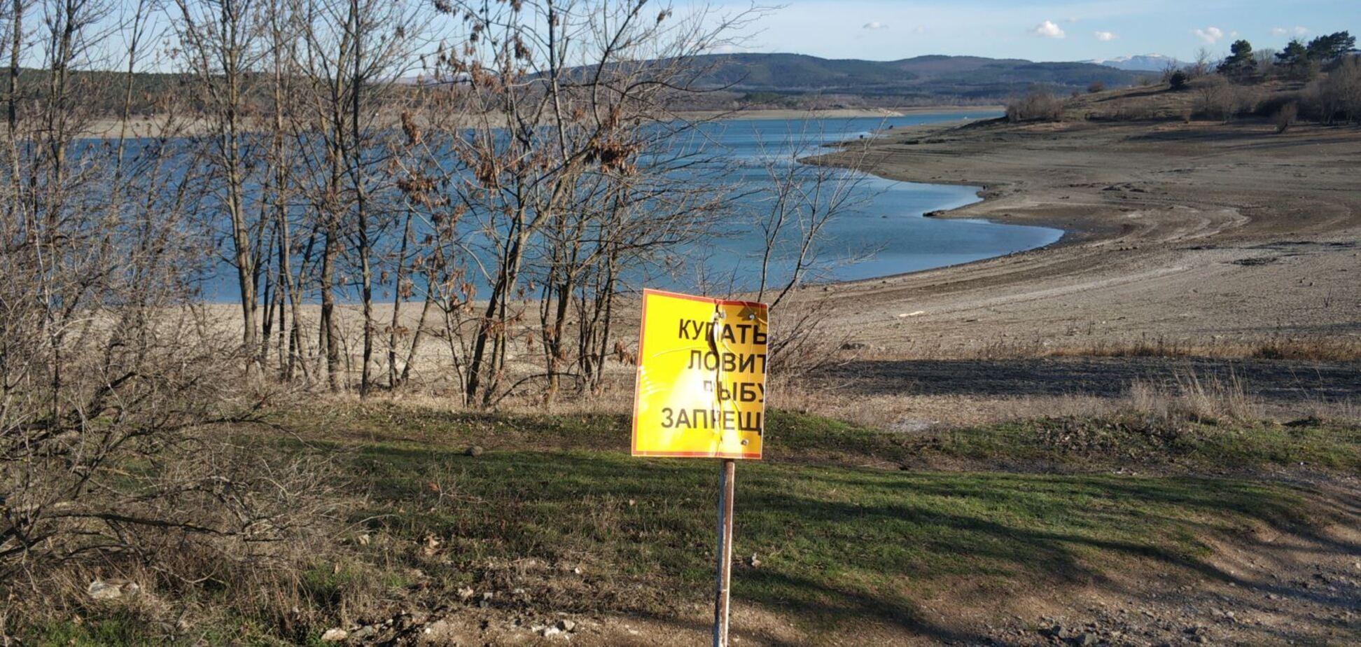 В Крыму признали острую нехватку питьевой воды