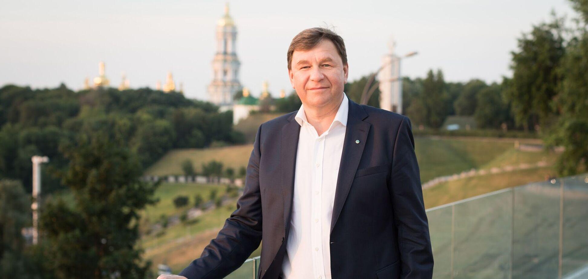 Кандидат в мэры столицы Поживанов презентовал концепцию 'Нового Киева'