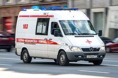 В Москве дизайнерское зеркало убило трехлетнюю девочку