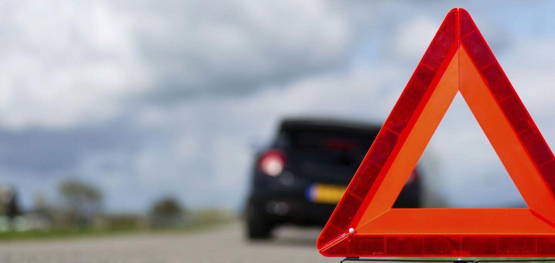 На Львовщине случилось смертельное ДТП с 4 авто