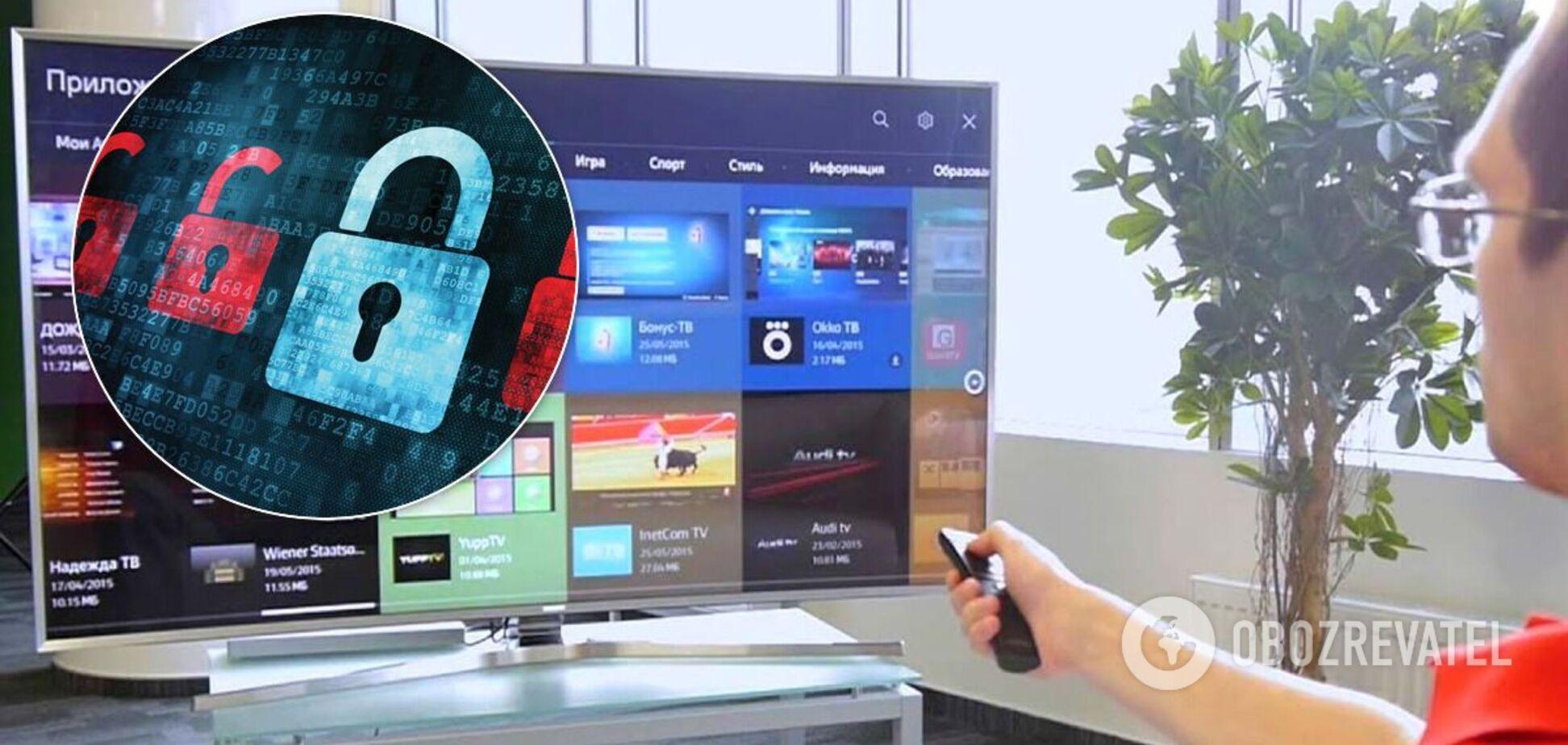 В Украине заблокируют часть Smart-телевизоров: кого коснется