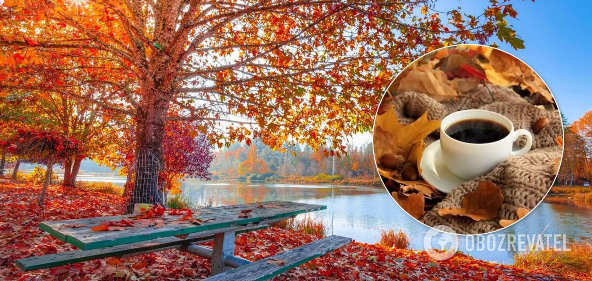 Погода в Україні 19-23 жовтня