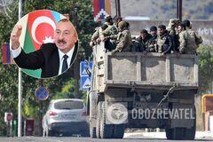 Алиев заявил, что Карабах – это Азербайджан