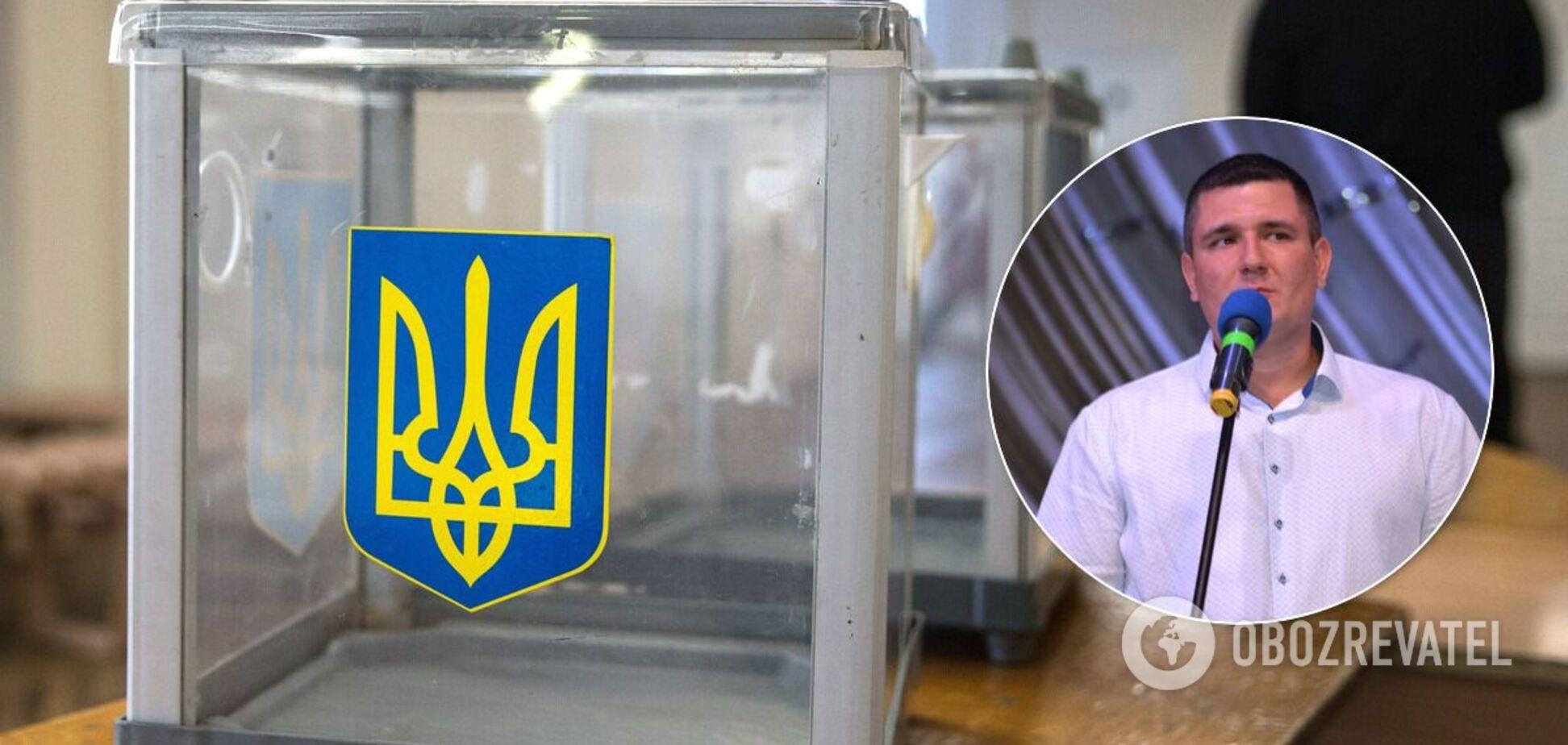 Кандидат у депутати на Миколаївщинізаявивпро тиск від ОДА та звернувся до Зеленського