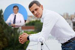 Кучер записал пародию на видео Добкина-Кернеса