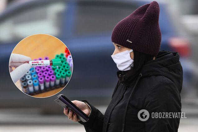 Українцям нагадали симптоми, які свідчать про зараження COVID-19