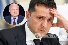 Игорь Смешко и Владимир Зеленский