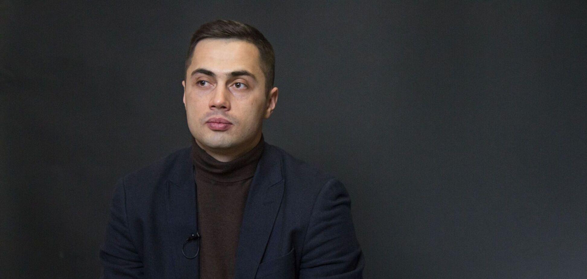 Фірсов розповів про себе киянам напередодні виборів