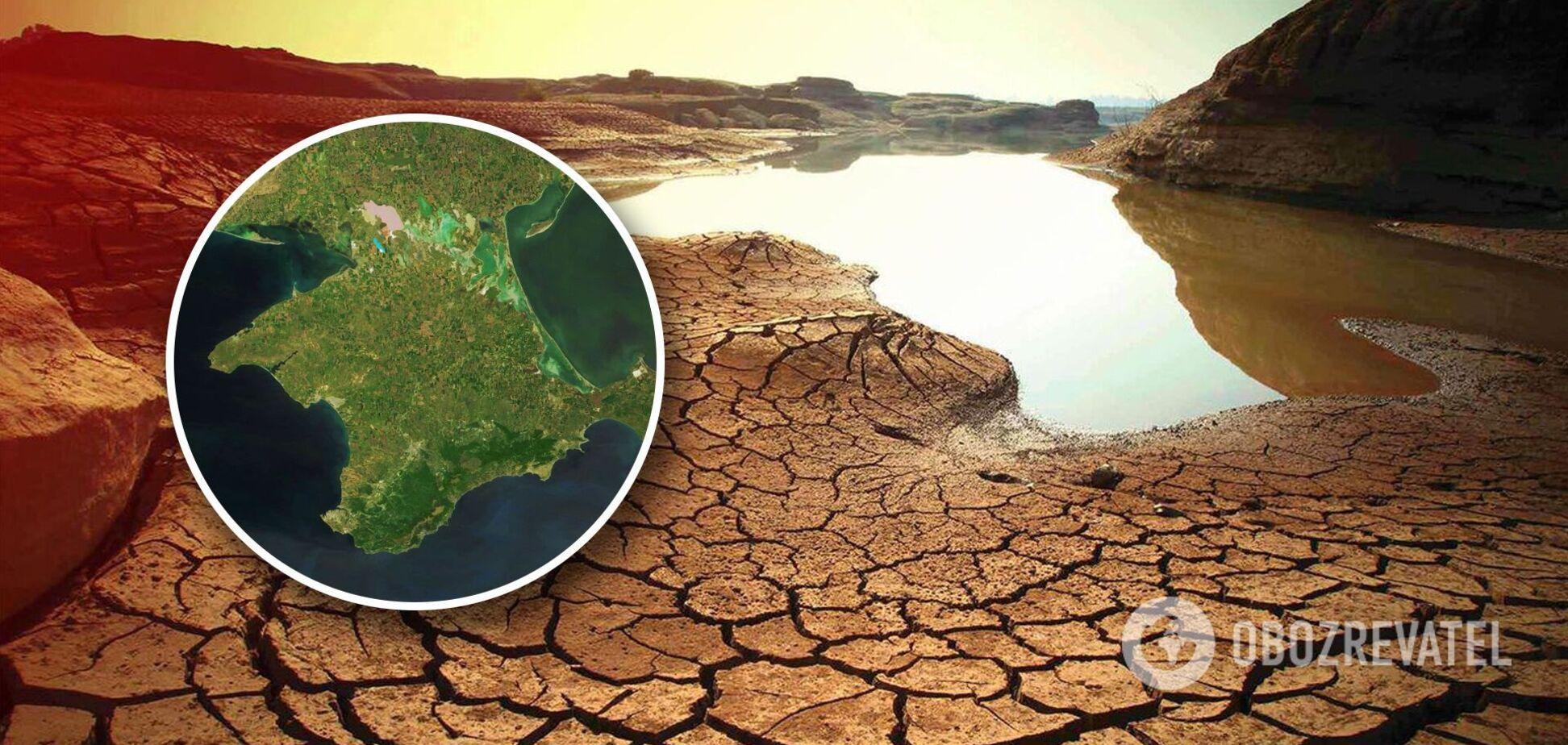 У Криму заявили про можливе будівництво нових водосховищ