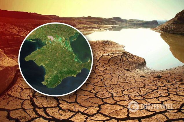 Крым оказался на грани катастрофы из-за отсутствия воды: спасет ли зима от засухи