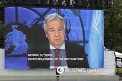 Гутерриш раскритиковал страны за отсутствие единства