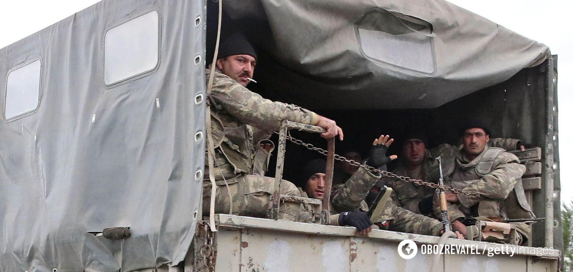 Війна в Нагірному Карабасі триває