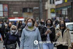 В Киеве еще почти 400 человек заразились COVID-19