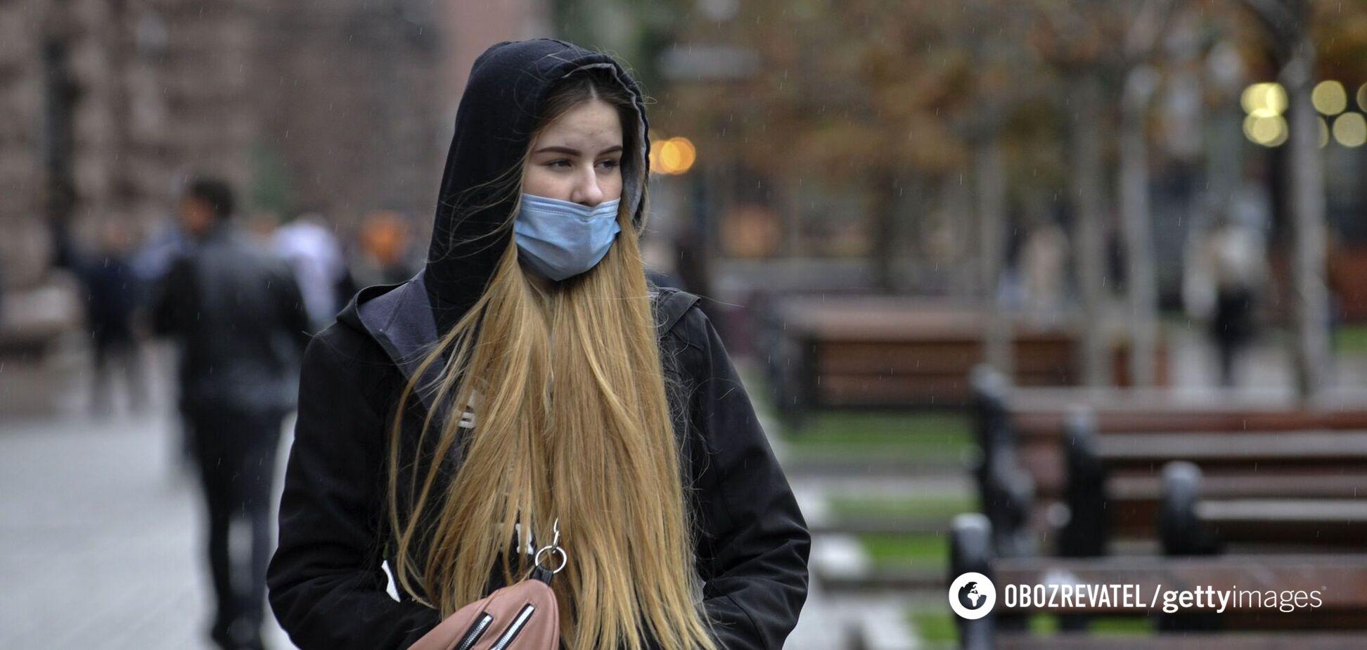 В Киеве ухудшилась ситуация с COVID-19: школы уйдут на каникулы раньше