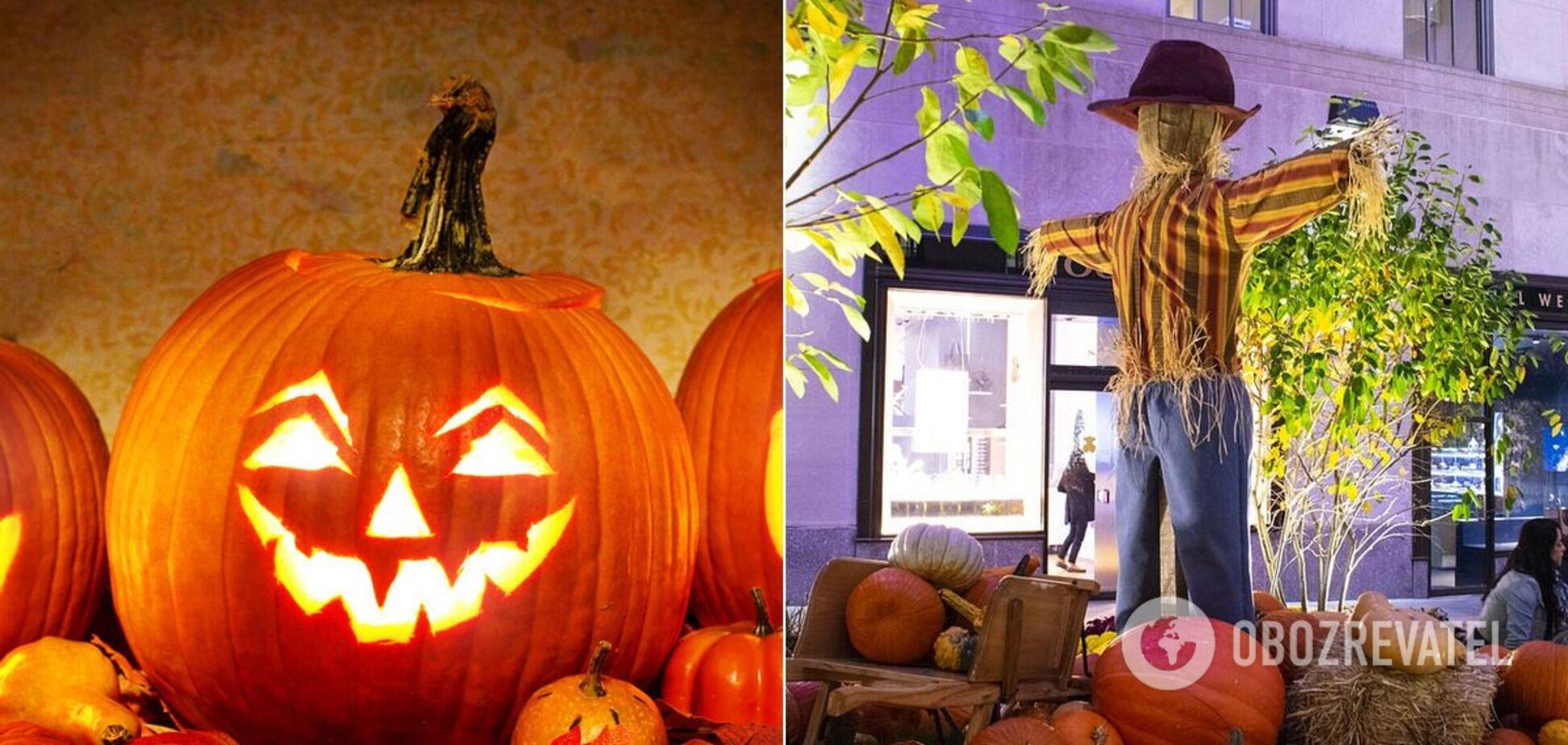 Хеллоуин отмечается ежегодно в ночь с 31 октября на 1 ноября