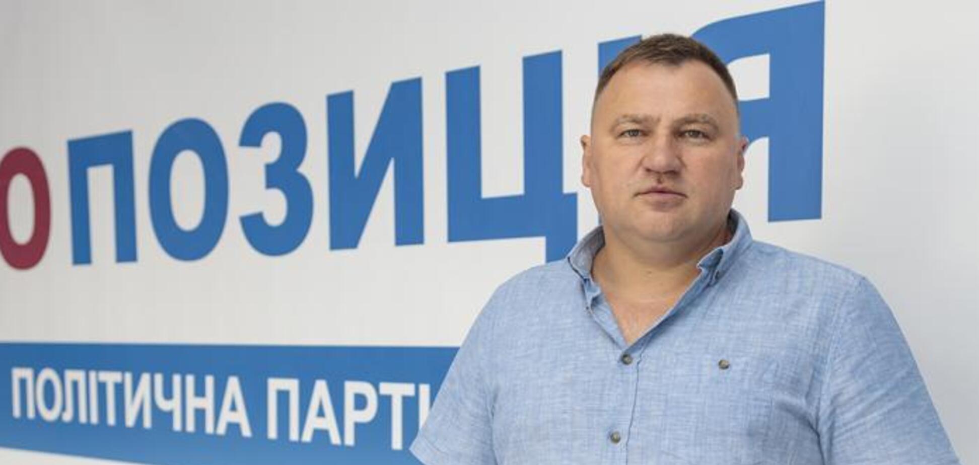 Виталий Коваленко: 'Каменскому нужен капитальный ремонт'