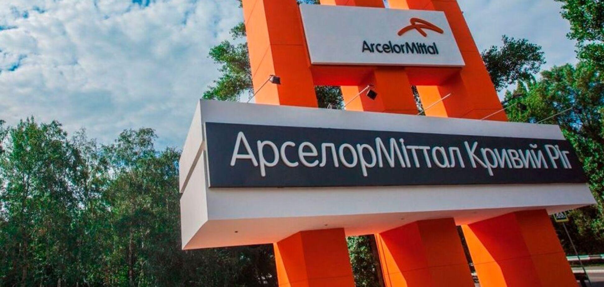 Компании 'АрселорМиттал' обвиняют в уклонении от уплаты налогов