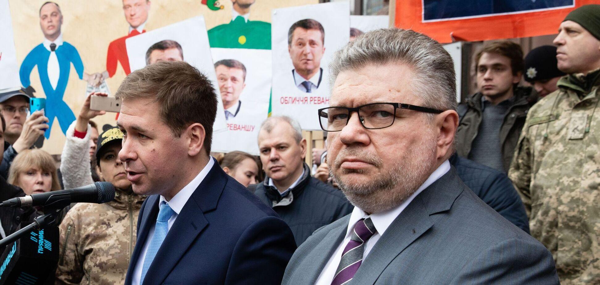 У Венедиктовой отказались открывать производство против Деркача, которого в США считают агентом РФ – адвокаты