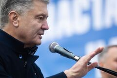 Порошенко заявил о продолжении борьбы с коронавирусом после выборов